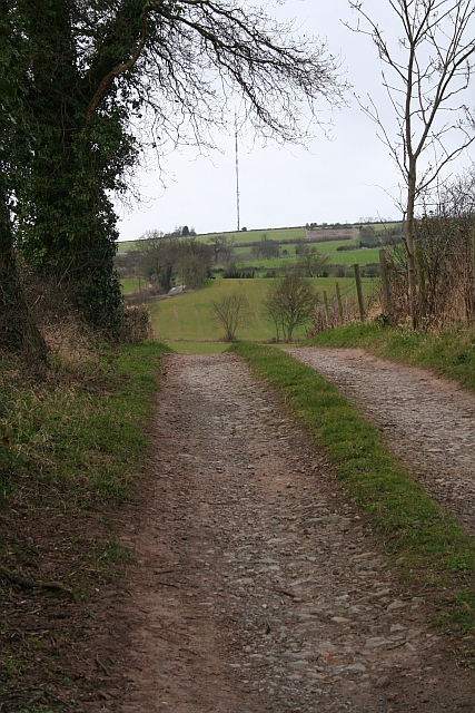 Lane from Ryemeadows