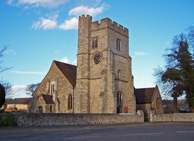 All Saints Church, Snodland