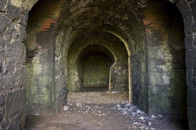 Lindisfarne Lime Kiln