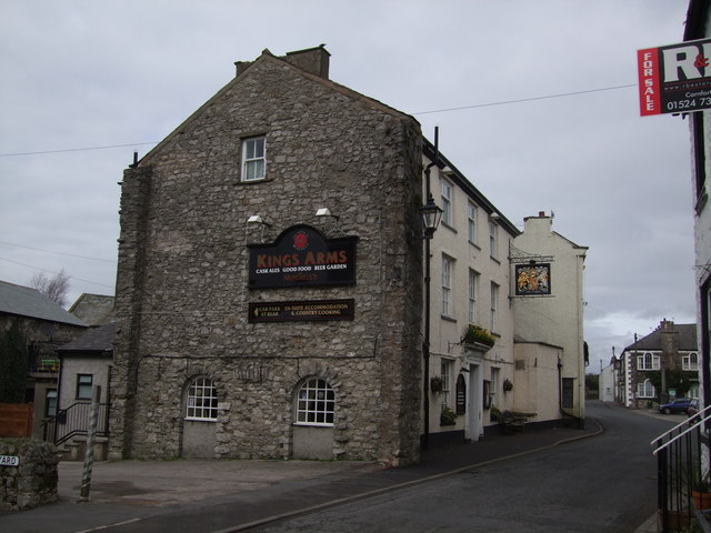The Kings Arms, Burton-in-Kendal