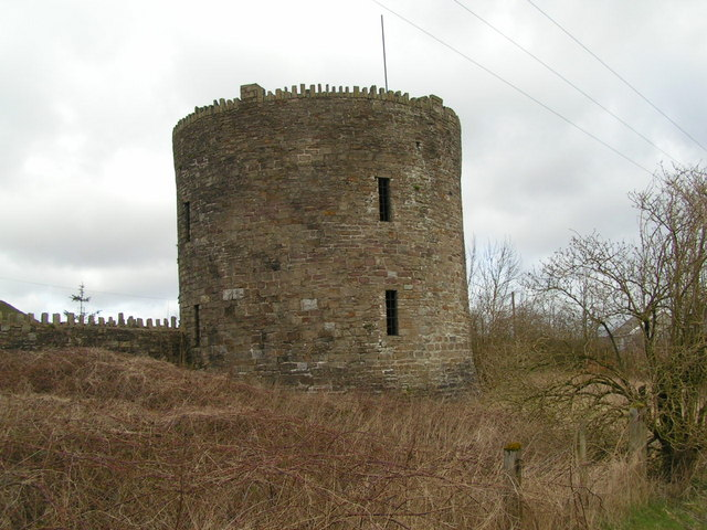 Roundhouse tower