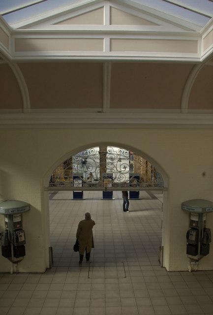Sheffield Station