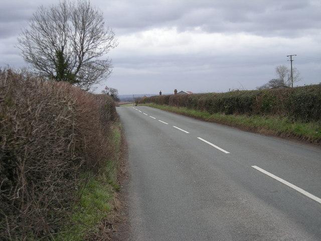 Lane to Coalport