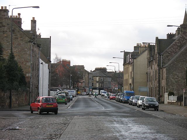 Dalkeith High Street