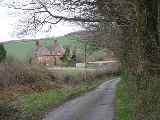Lodge Farm from Lodge Lane
