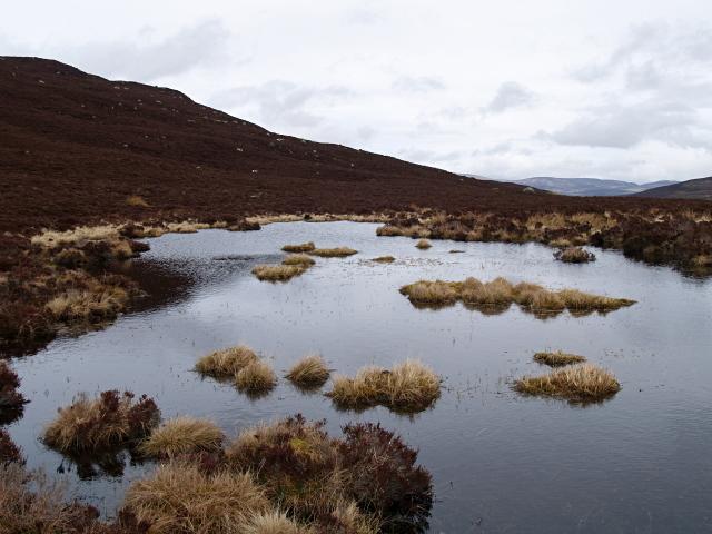 Lochan, Carn Dubh