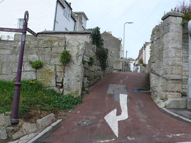 King St, Fortuneswell, Portland