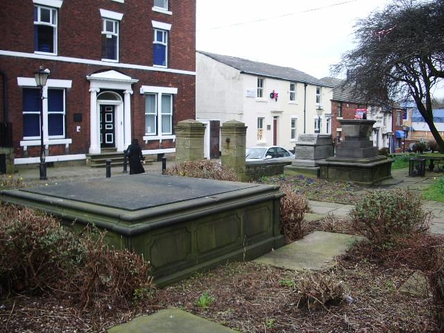 St Johns Church, Graveyard
