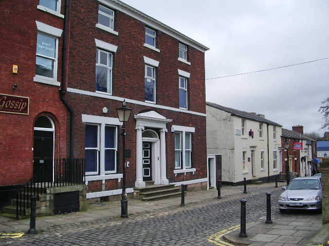 St James Street, Blackburn
