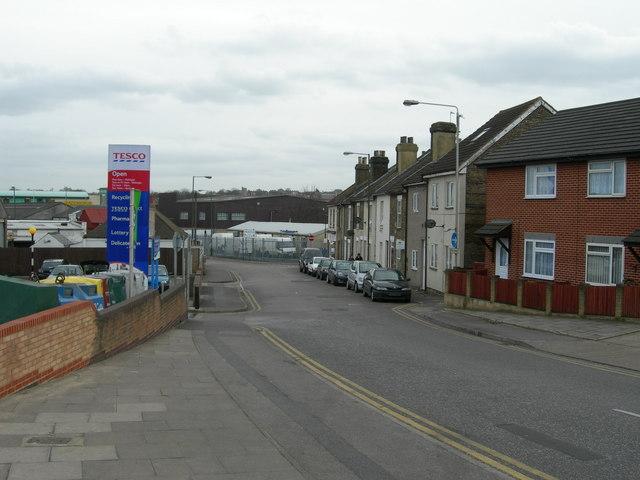 Charles Street, Strood