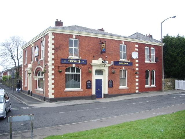 The Florence, Moss Street, Blackburn