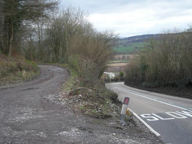 Its steeper than it looks.