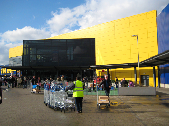 Ikea, Wembley
