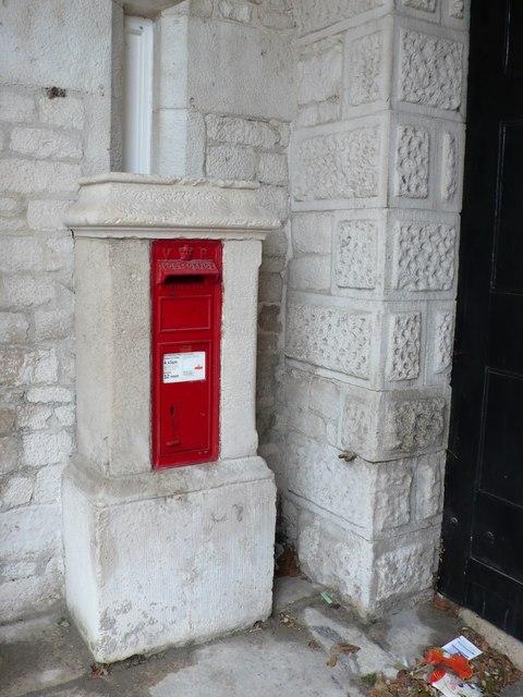 Victorian Post Box, Portland YOI