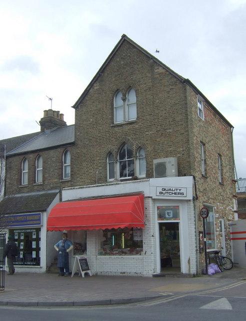 Butcher, Cowley Road