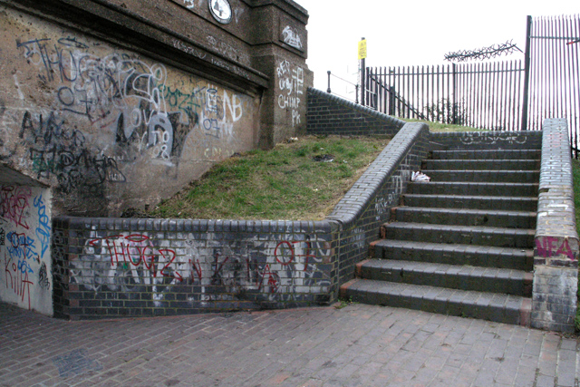 Canal Steps