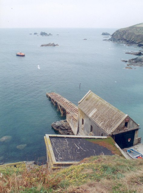 Lizard Point Lifeboat Station