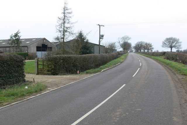 Farm View along Ashby Road