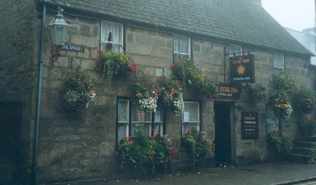 The Star Inn, St Just (1995)