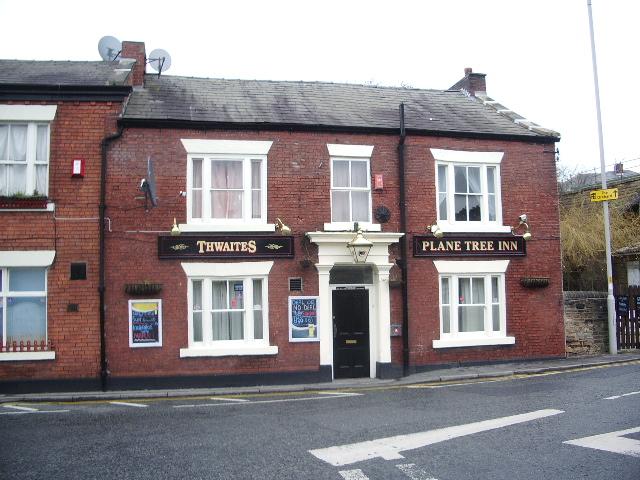 Plane Tree Inn, Whalley Old Road, Blackburn