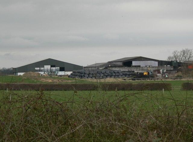 Grange Farm near Ashby Magna, Leicestershire