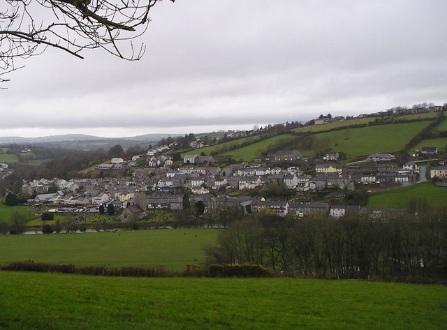 View of Llandysul