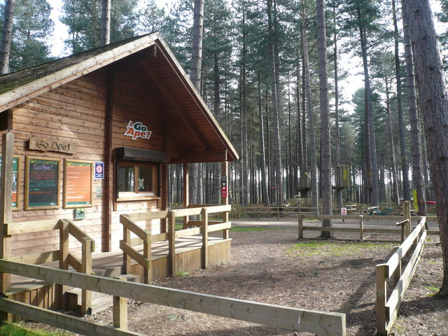 Sherwood Pines Forest Park - Go Ape