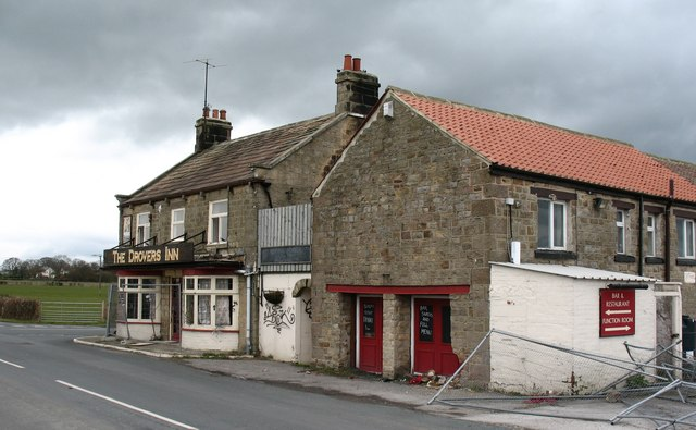 The Drovers, Bishop Thornton