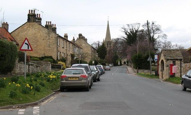 Main Street, Kirk Deighton