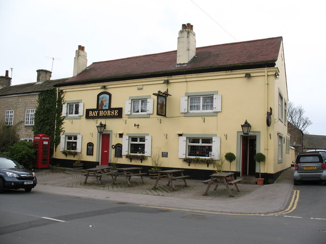 The Bay Horse, Kirk Deighton
