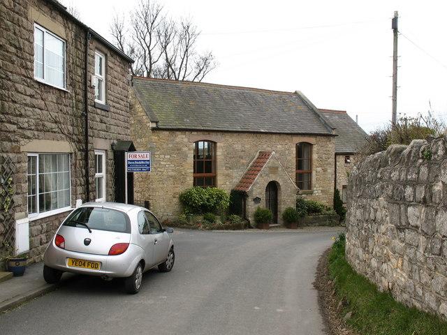 Former Methodist chapel. Kirk Deighton