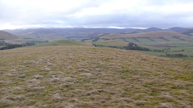 357m. point above Broughton