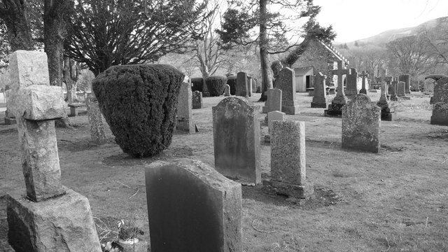 Broughton Graveyard