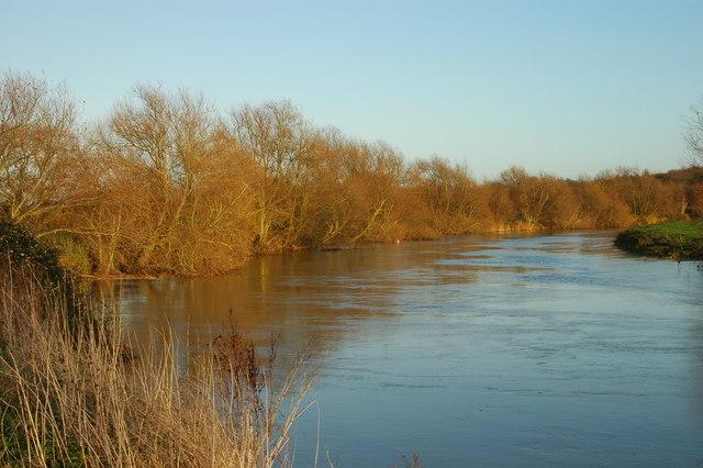 River Avon near Pershore