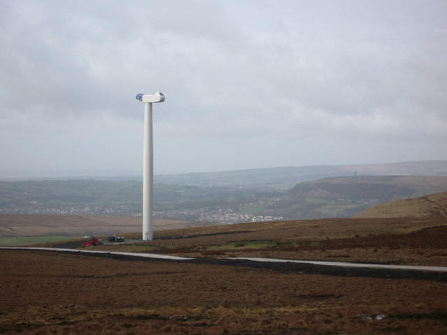 Wind Turbine with a view