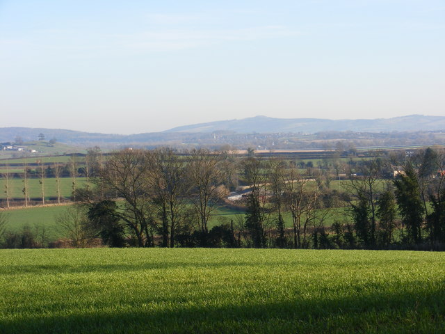 View East From Sutton Walls