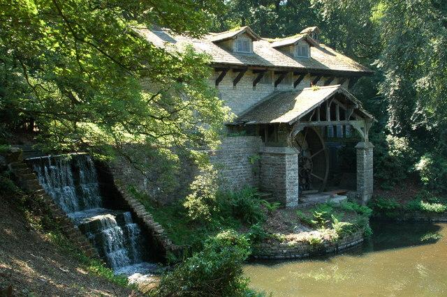 Osmaston Mill