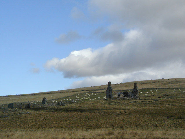 Ruins of  Bluemill