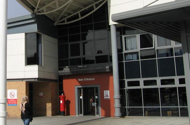 Homerton Hospital, Hackney