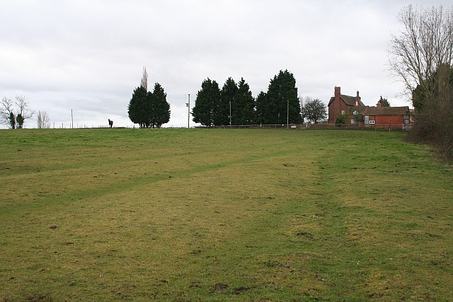 Ridge and Furrow near Whitefields Farm
