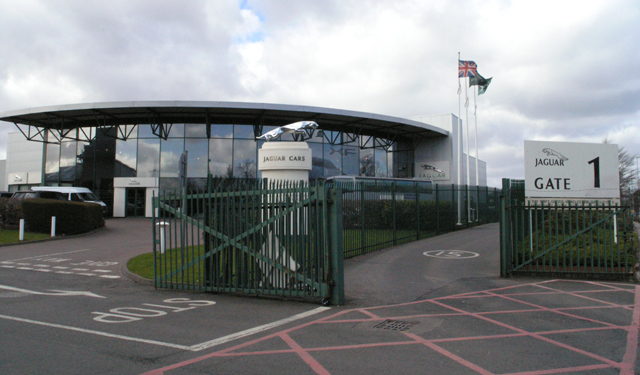 Jaguar Factory, Gate 1