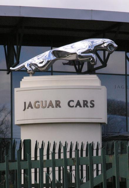 Jaguar  statue, Gate 1.