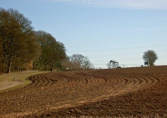 Black Gold in Nottinghamshire
