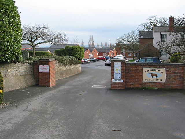 The Steadings Business Centre, Maisemore