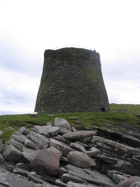 The Broch at Mousa
