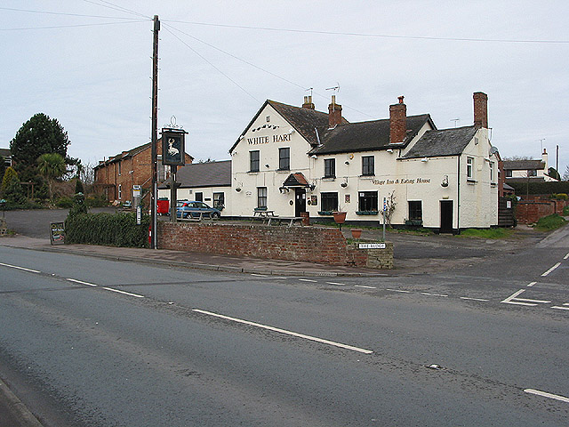 The White Hart Village Inn & Eating House