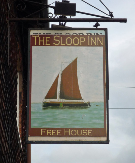 The Sign of the Sloop Inn