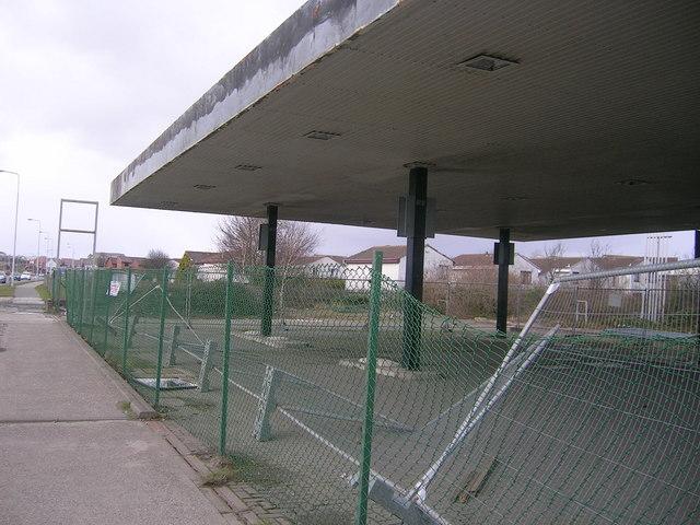 Former Esso petrol station, Chapel Level, Kirkcaldy