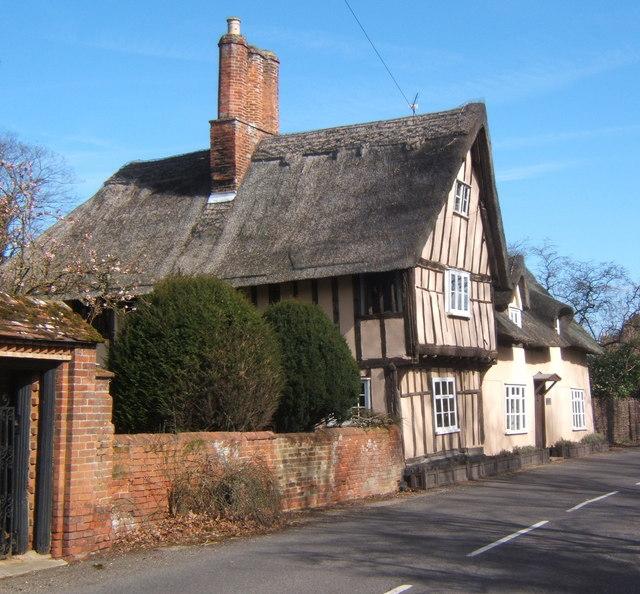 Cottage at Chelsworth