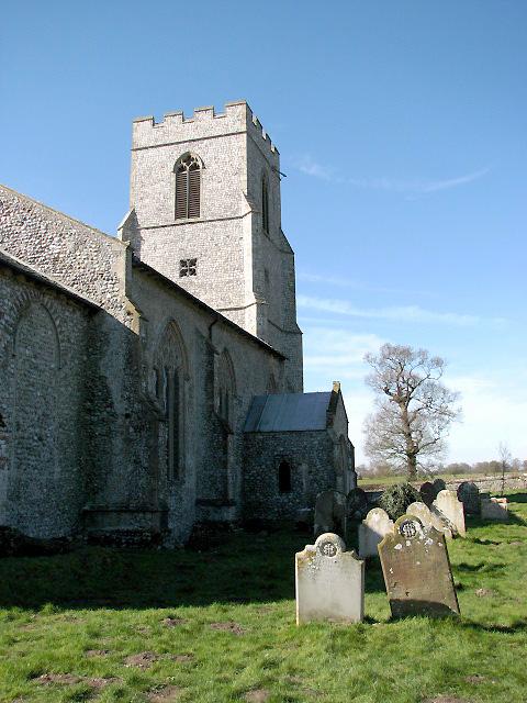 St Margaret's church - churchyard